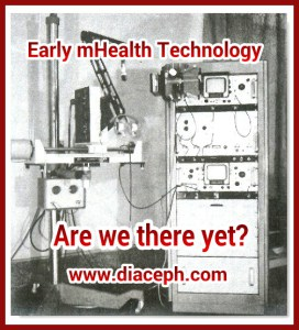 mHealth Technology, are we there yet?